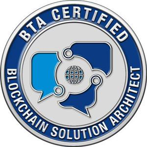 BTA Certified Blockchain Solution Architect (CBSA)