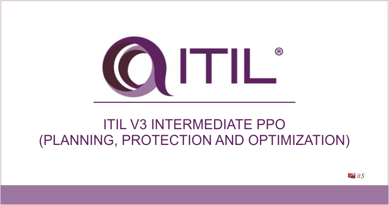 ITIL® Intermediate – IT Planning, Protection and Optimization
